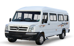 17 seater Tempo Traveller